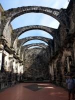 San Blas church ruin