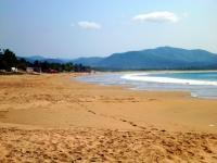 Chamela beach