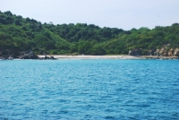 Isla Cocinas beach