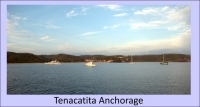Tenacatita Anchorage