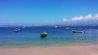 Isla Grande Beach