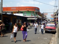 Zacatecoluca street