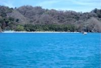 Islas Tortugas beach